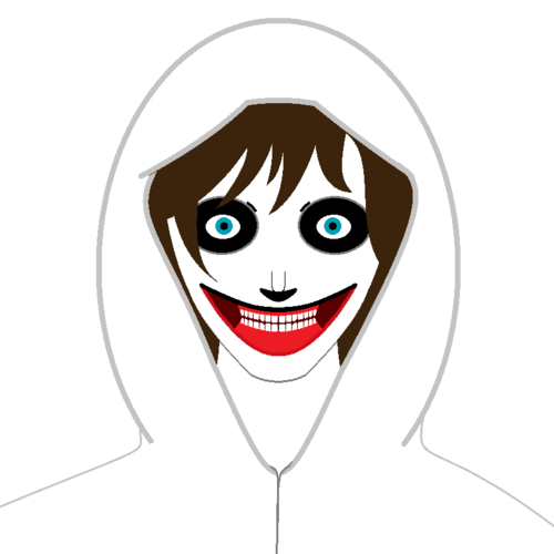 Jeff the killer Meme normal appearance.png