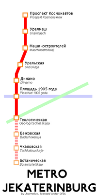 Jekaterinburg Metro Map.png