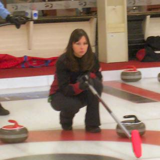 Jenn Hanna Canadian curler