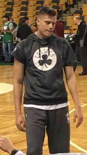 Jonas Jerebko Swedish basketball player