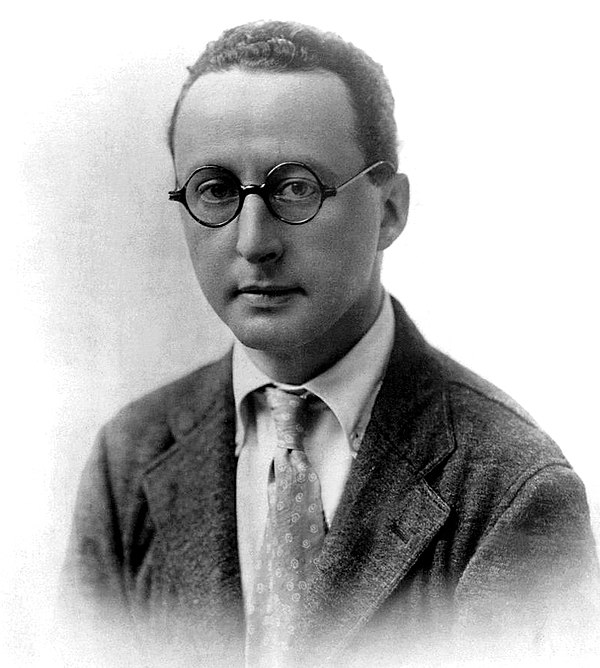 Photo Jerome Kern via Wikidata