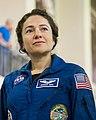 Jessica Meir, Gagarin Cosmonaut Training Center, 29 ago 2019.jpg