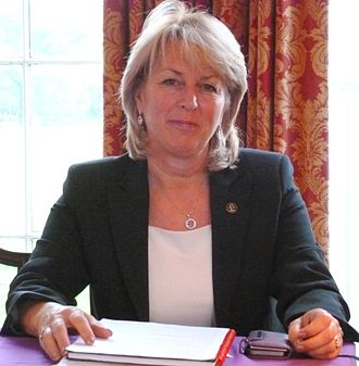 Jill Seymour - Image: Jill Seymour UKIP MEP 2014 06 15 10 58