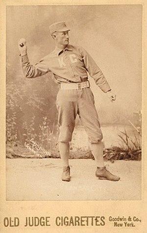 Jim Conway (baseball) - Image: Jim Conway KC