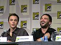 Jim Parsons, Johnny Galecki (3754286188).jpg