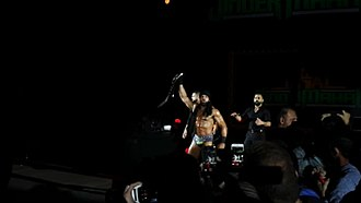 The Singh Brothers - The Singh Brothers helped Jinder Mahal to retain the WWE Championship during his reign.