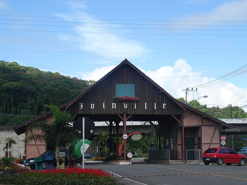 Pontos turísticos de Joinville