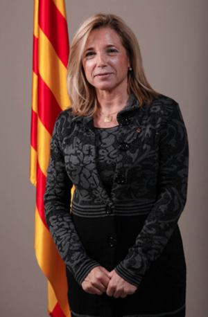Joana Ortega - Image: Joana Ortega Alemany