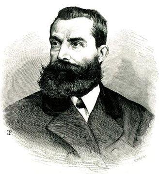 João de Deus - João de Deus Ramos (from O Ocidente, 1878).
