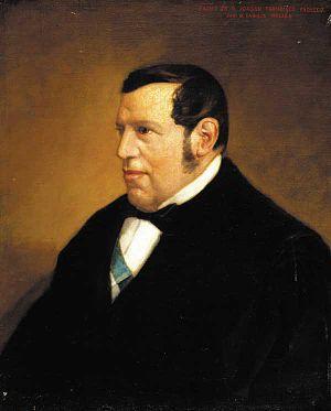 Pacheco, Joaquín Francisco (1808-1865)