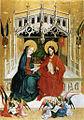 Johann Koerbecke Erscheinung des Auferstandenen vor Maria.jpg