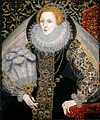 John Bettes the Younger Elizabeth I Hever Castle.jpg
