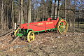 John Deere Horse Drawn Manure Spreader Canton Michigan.JPG