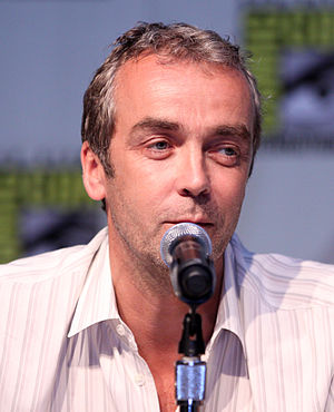John Hannah (actor) - Hannah at the San Diego Comic-Con International in July 2010.