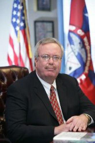 Mayor of Woodbridge Township, New Jersey - Image: John Mc Cormac