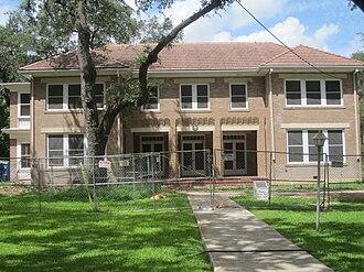 Uvalde, Texas - John Nance Garner Museum in Uvalde