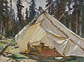 John Singer Sargent - A Tent in the Rockies.jpg
