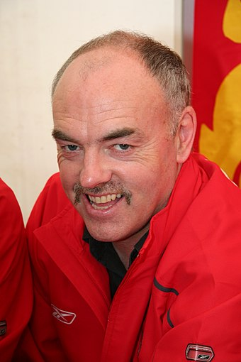John Wark won 29 caps and represented Scotland in the 1982 FIFA World Cup. John Wark.jpg
