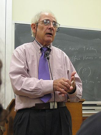 John Searle - Searle at Christ Church, Oxford, 2005