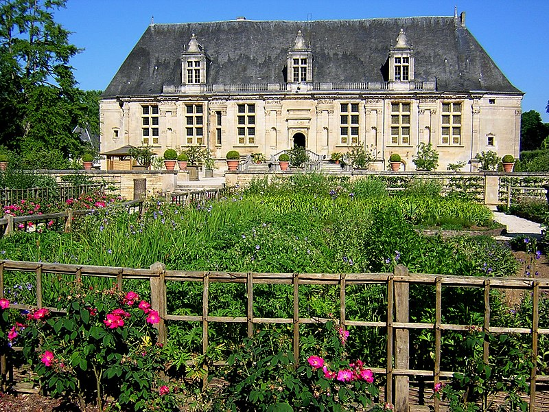 Château du Grand Jardin, Joinville, Haute-Marne, France