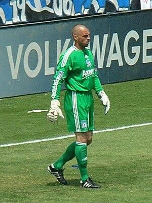Jon Busch - Busch in August 2010