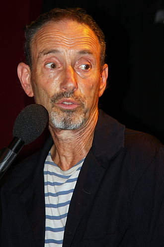 Jonathan Richman - Richman singing solo in 2014