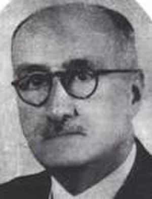 Minister of Foreign Affairs (Cuba) - Image: José A. Barnet