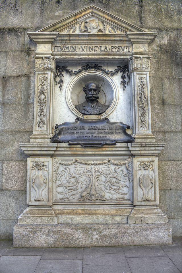 Bazalgette Memorial