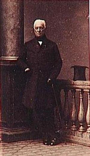 Joseph Grégoire Casy - Casy in old age