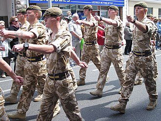 Princess of Wales's Royal Regiment - PWRR March