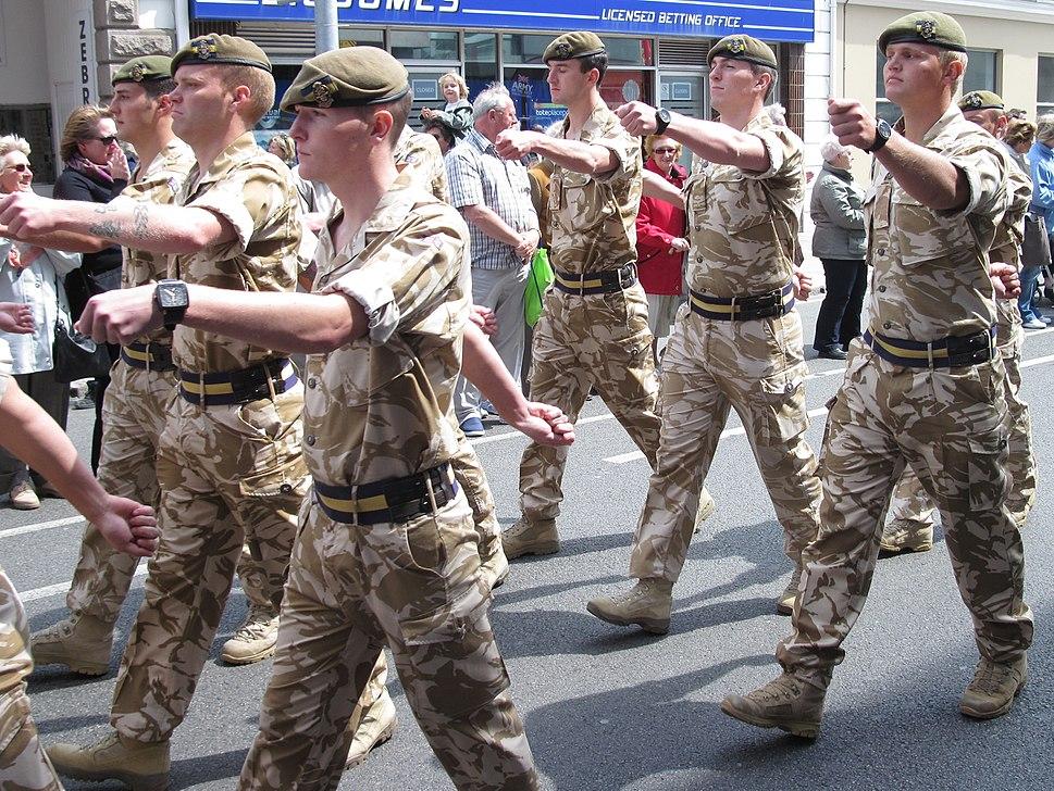 Jour d'la Libéthâtion Jèrri 9 d'Mai 2010 34