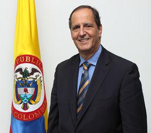 Juan Camilo Restrepo Salazar - Image: Juan Camilo Restrepo