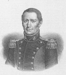 Juan Mackenna Chilean military officer