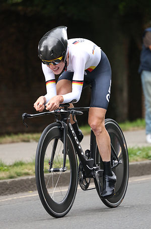 Germany at the 2012 Summer Olympics - Judith Arndt won the silver medal in women's road time trial.