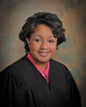 Julie A. Robinson - Image: Julie A.Robinson District Judge