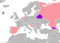 Junior Eurovision winners map.png