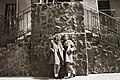 Két lány, 1943 Budapest. Fortepan 14739.jpg