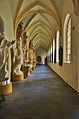 Křížová chodba, kostel svatého Michaela archanděla, Olomouc.jpg
