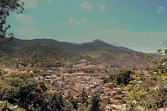Kandy - Kandyan terrain