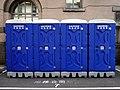 KLEPB portable toilets on TIPC parking space 20190406.jpg