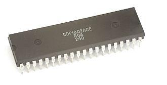RCA 1802 - RCA CDP 1802
