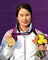 KOCIS Korea London Olympic Archery Womenteam 06 (7682352260).jpg