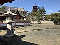 Kagaminoike Pond in Itsukushima Shrine 3.jpg