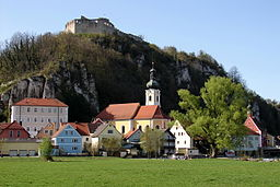 Kallmünz Ortsansicht 2011