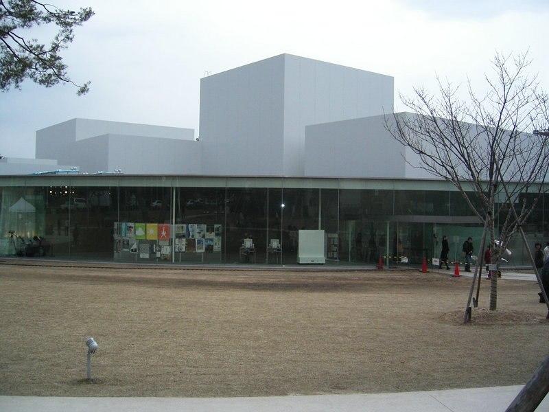 Kanazawa21seikibijutsukan