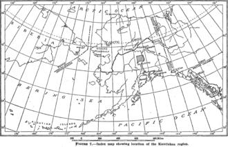 Kantishna, Alaska - Kantishna Region location in Alaska