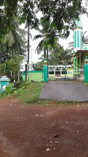 Kasaragod taluk - Kundar Mosque, Karadukka