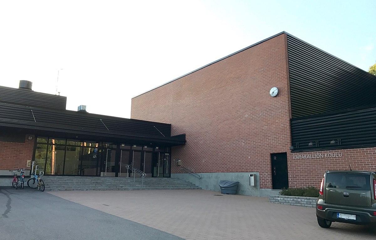 Karakallion Koulu
