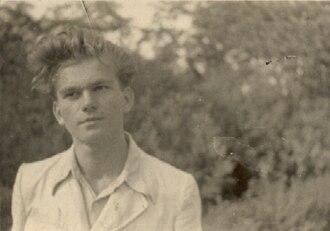 Karel Kosík - Image: Karel Kosik