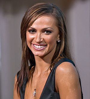 Go, Stewie, Go! - Dancer Karina Smirnoff's name was used by Stewie.